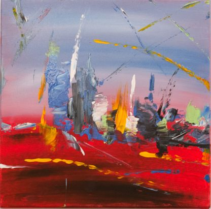 peinture abstraite grenoble annecy chambery