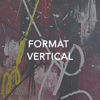 Tableaux verticaux