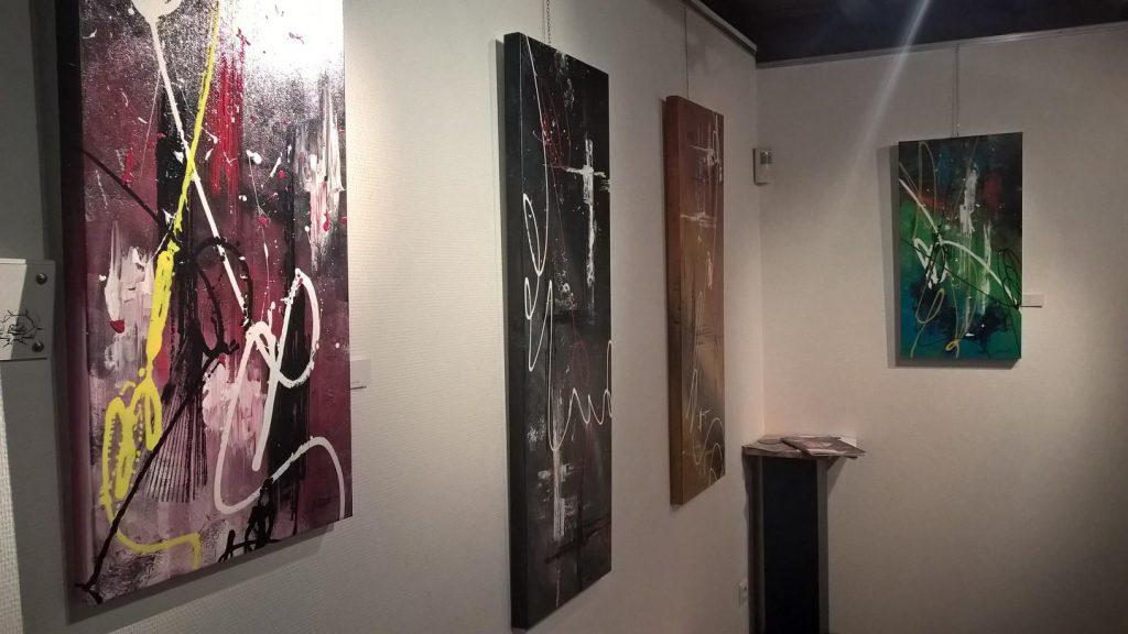 Exposition-peinture abstraite-haute-savoie